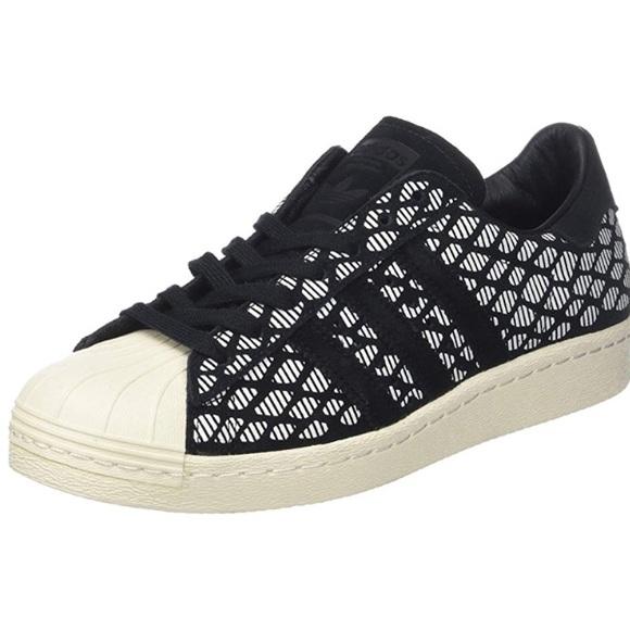 ddef7b3fa743 🖤NWT Adidas Superstar shell-toe sneakers BZ0642